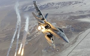 Preview Military - Boeing EA-18G Growler Art