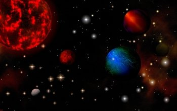 Sci Fi - Planets Wallpapers and Backgrounds ID : 114222