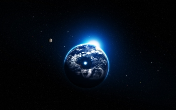 Earth - From Space Wallpapers and Backgrounds ID : 114260