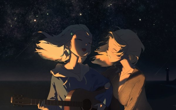 Anime Virtual Youtuber Gawr Gura Watson Amelia Hololive HD Wallpaper | Background Image