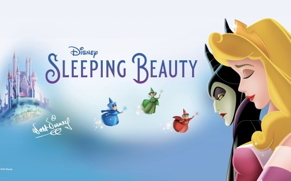 Movie Sleeping Beauty (1959) HD Wallpaper   Background Image