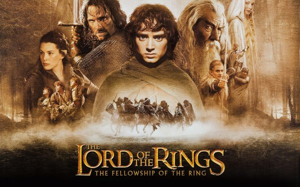 Movie The Lord of the Rings: The Fellowship of the Ring The Lord of the Rings Movies HD Wallpaper   Background Image