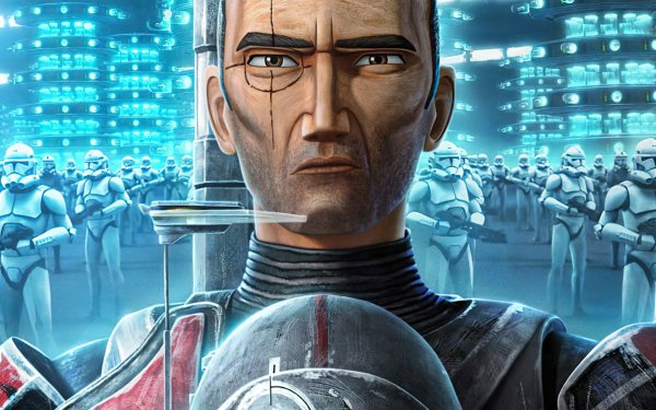 TV Show Star Wars: The Bad Batch Star Wars Crosshair HD Wallpaper | Background Image