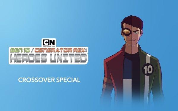 TV Show Ben 10/Generator Rex: Heroes United Ben Tennyson Crossover HD Wallpaper | Background Image