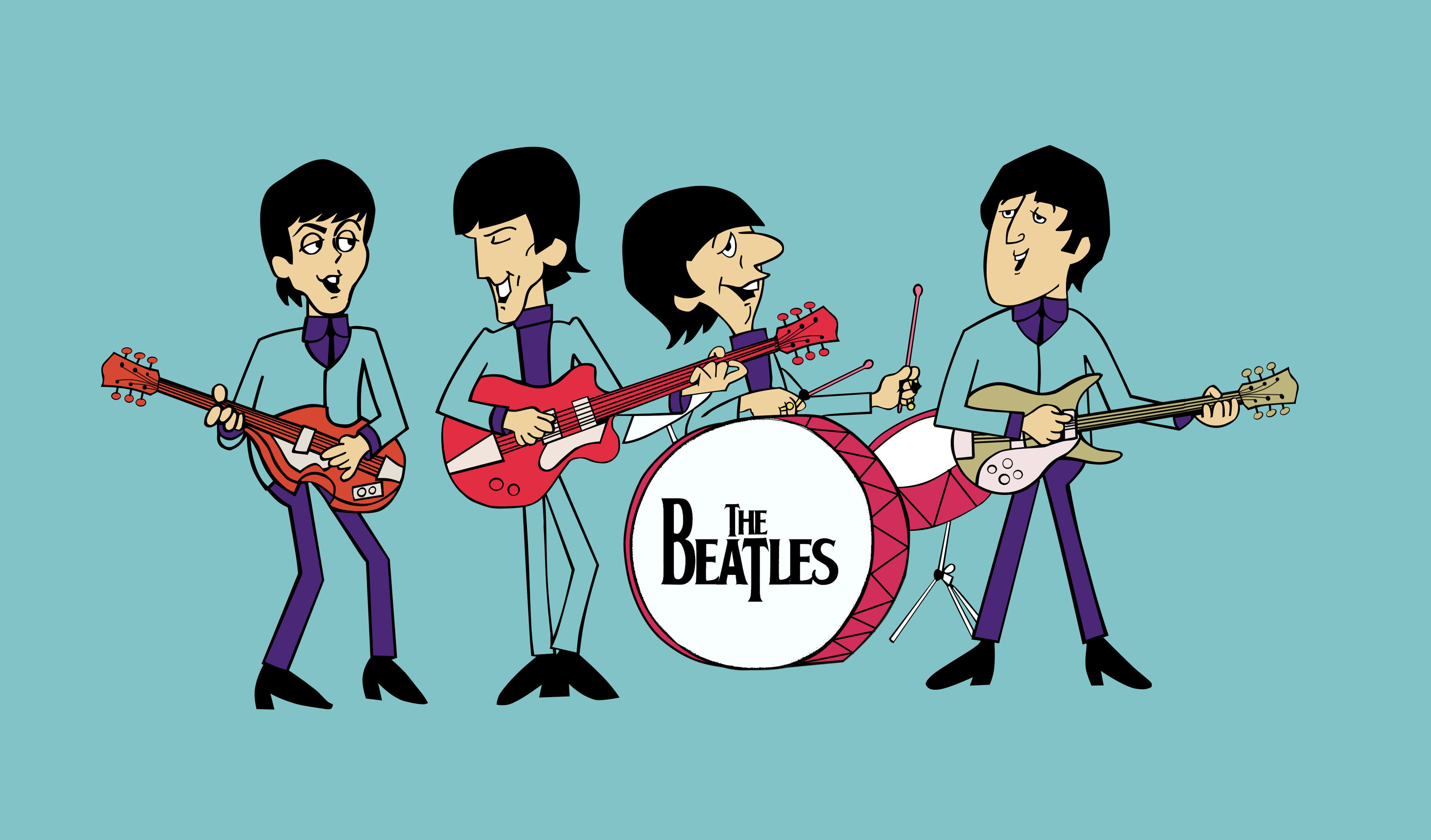 The Beatles Wallpapers ID115482
