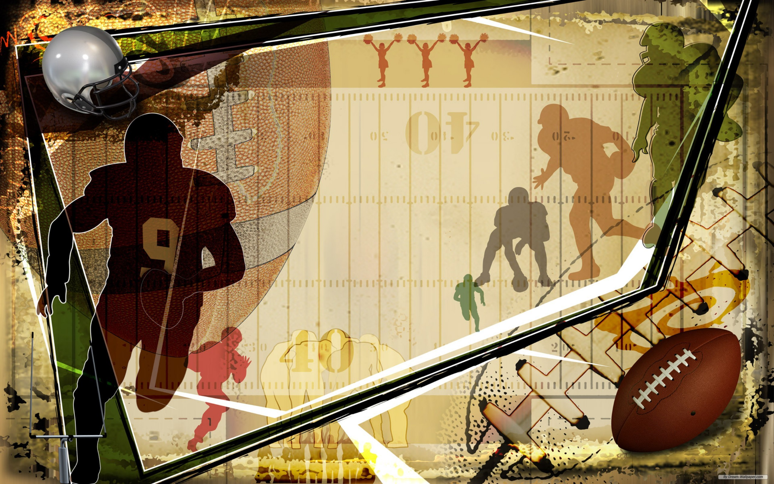 Sports - Artistic  Wallpaper