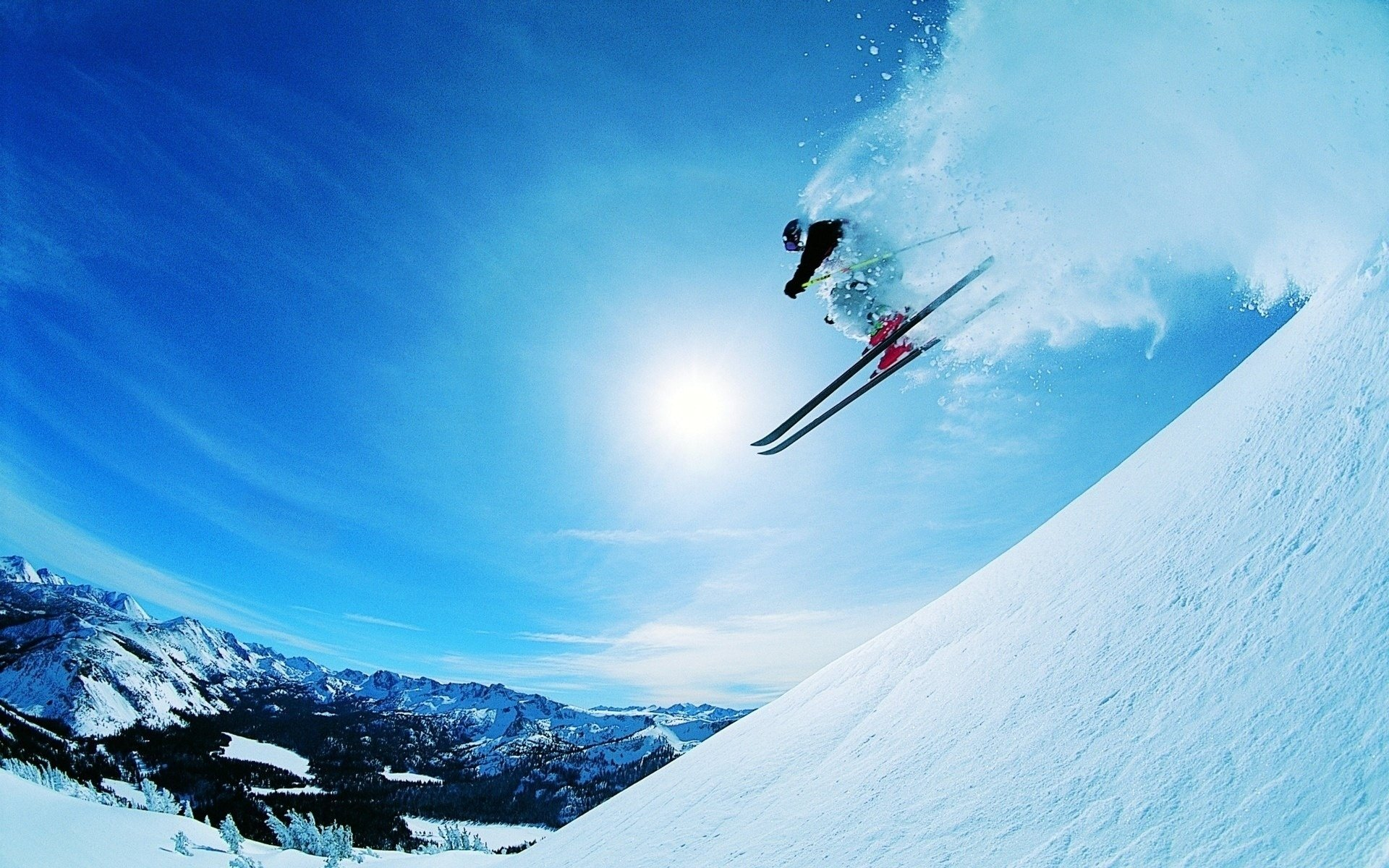 111 Skiing Hd Wallpapers Background Images Wallpaper Abyss