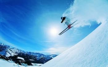Sports - Skiing Wallpapers and Backgrounds ID : 115262