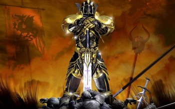 Fantasy - Knight Wallpapers and Backgrounds ID : 115472