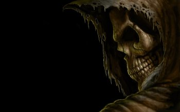 Donker - Grim Reaper Wallpapers and Backgrounds ID : 115742