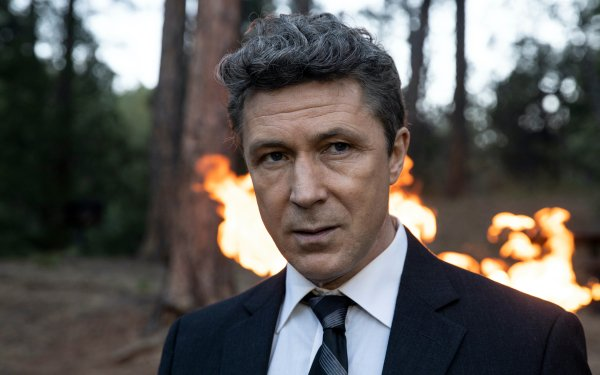 Movie Those Who Wish Me Dead Aidan Gillen Jack Blackwell HD Wallpaper | Background Image