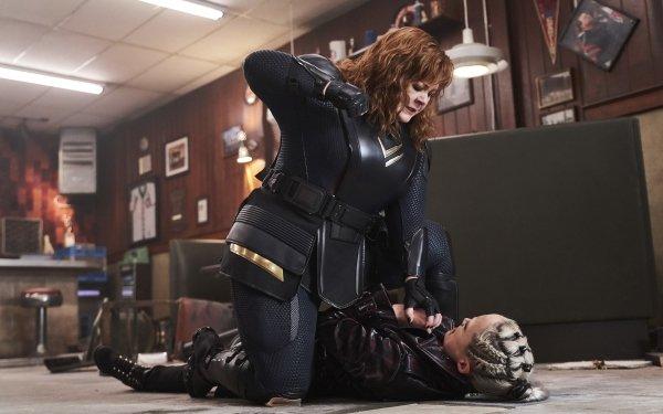 Movie Thunder Force Melissa McCarthy Pom Klementieff HD Wallpaper | Background Image