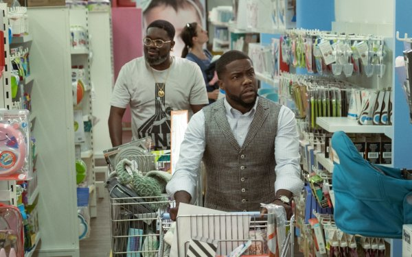 Movie Fatherhood Kevin Hart Lil Rel Howery HD Wallpaper | Background Image