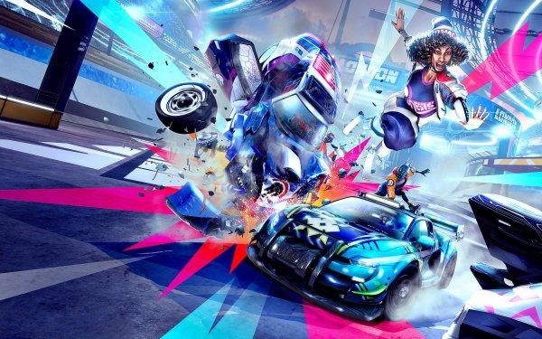 Video Game Destruction AllStars HD Wallpaper | Background Image