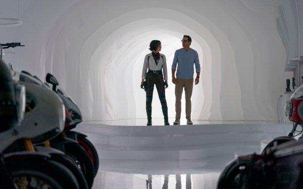 Movie Free Guy Ryan Reynolds Jodie Comer HD Wallpaper | Background Image
