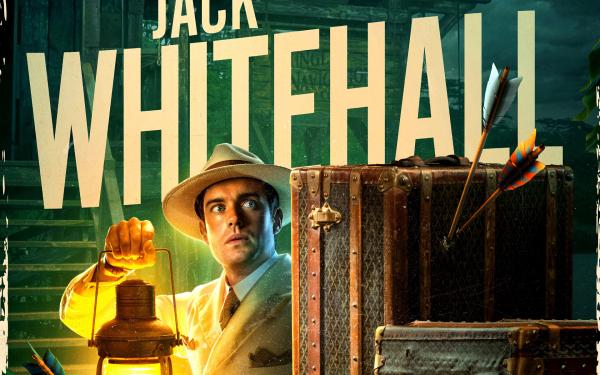 Movie Jungle Cruise Jack Whitehall HD Wallpaper | Background Image
