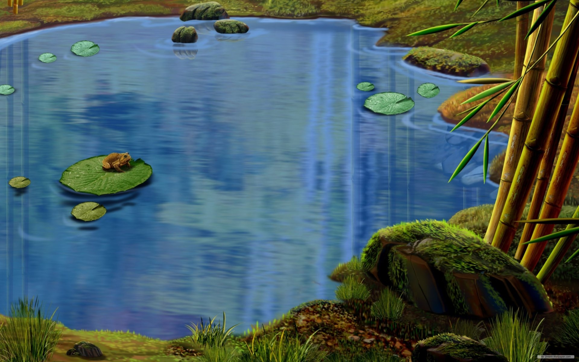 Artistic - Nature  Wallpaper