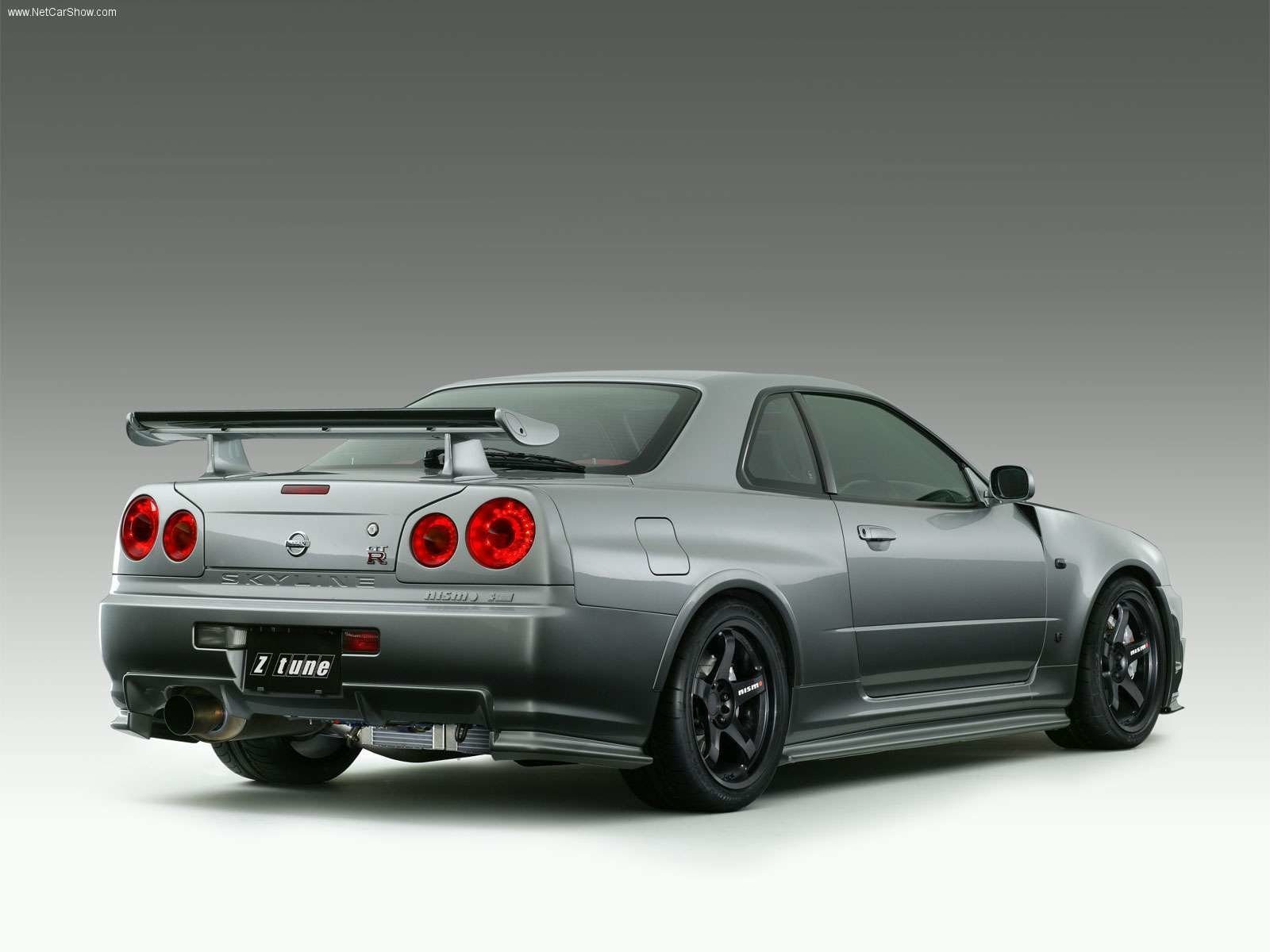 Vehicles - Nissan  Show Net Car Fast Tune Skyline Wallpaper
