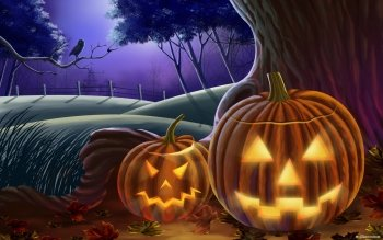 Helgdag - Halloween Wallpapers and Backgrounds ID : 116462