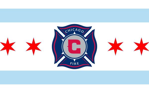 Sports Chicago Fire FC Soccer Club Logo Emblem HD Wallpaper   Background Image