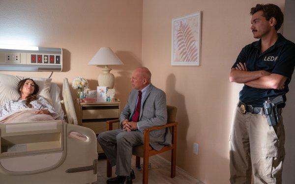 Movie Midnight in the Switchgrass Bruce Willis Megan Fox Emile Hirsch HD Wallpaper | Background Image