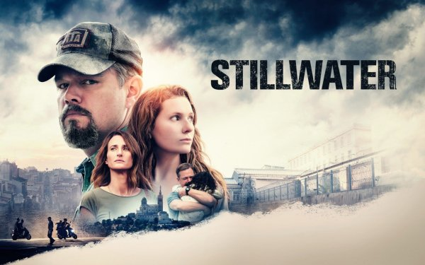 Movie Stillwater Matt Damon Camille Cottin Abigail Breslin HD Wallpaper | Background Image