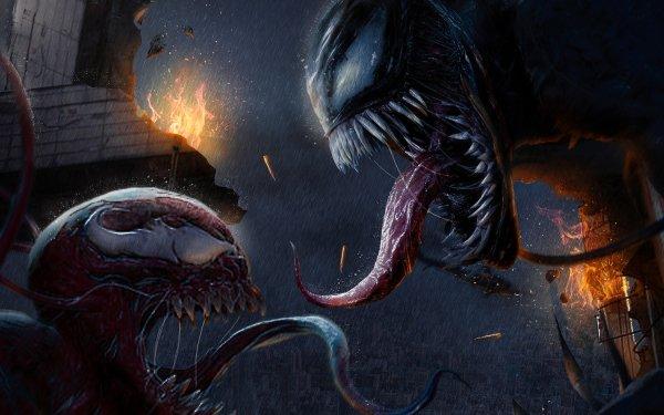 Movie Venom: Let There Be Carnage Venom Carnage HD Wallpaper | Background Image