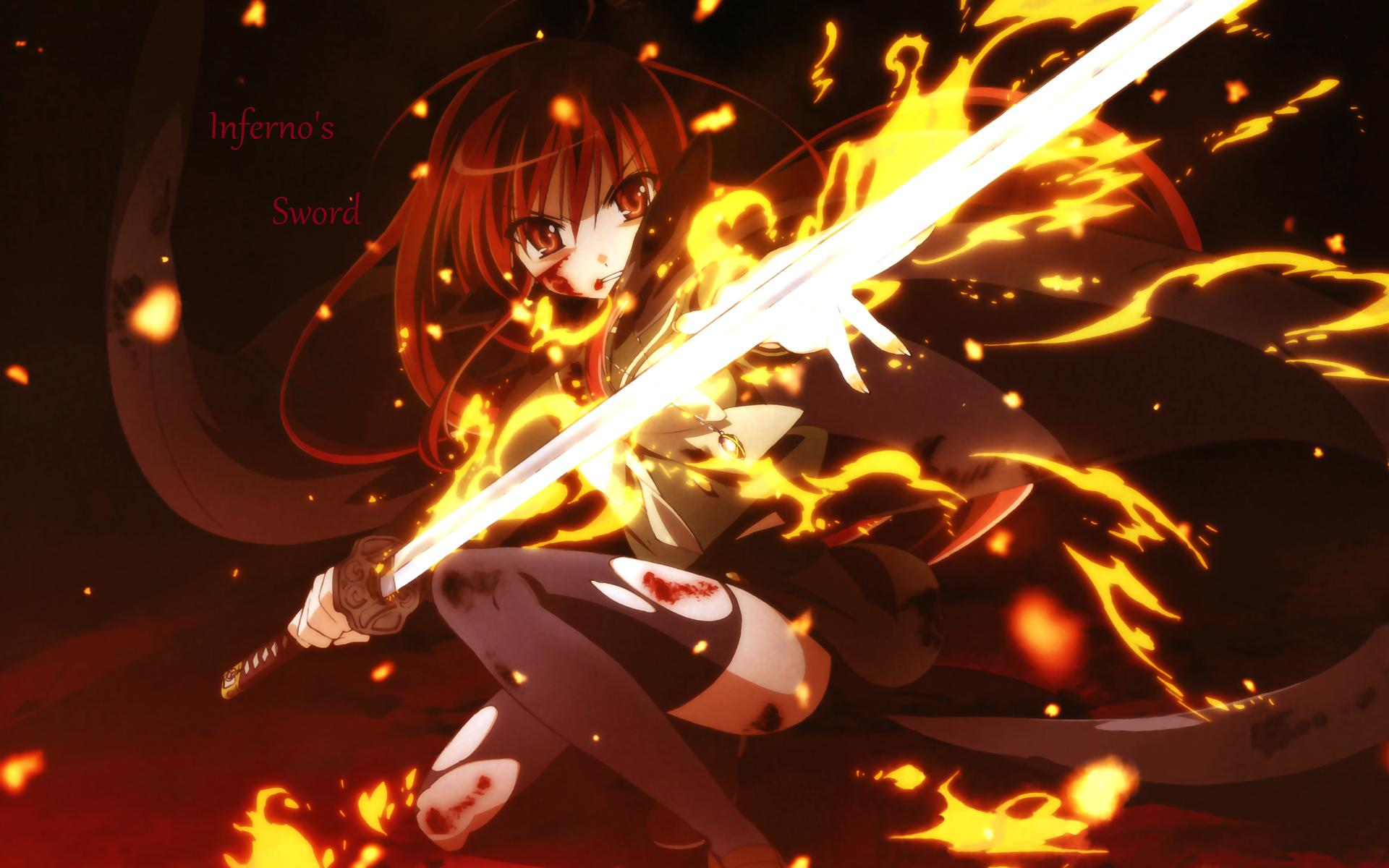 Shakugan No Shana Full HD Wallpaper and Background | 1920x1200 ...