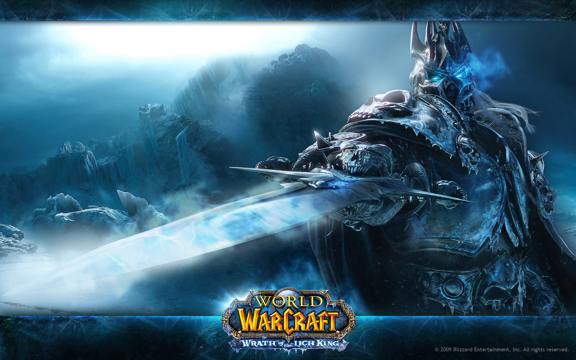 World Of Warcraft Hd Wallpaper Background Image 1920x1200 Id