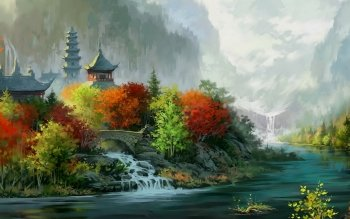 Artistic - Painting Wallpapers and Backgrounds ID : 117412