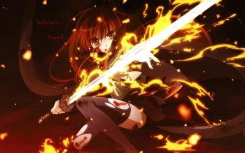 Anime - Shakugan No Shana Wallpapers and Backgrounds ID : 117480
