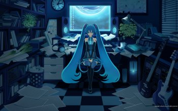 Anime - Vocaloid Wallpapers and Backgrounds ID : 117492