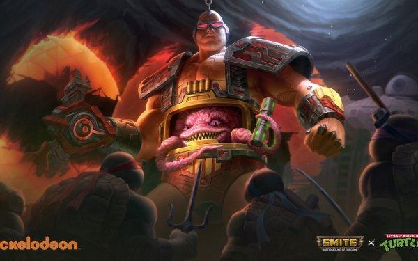 Video Game Smite Xing Tian Krang HD Wallpaper | Background Image