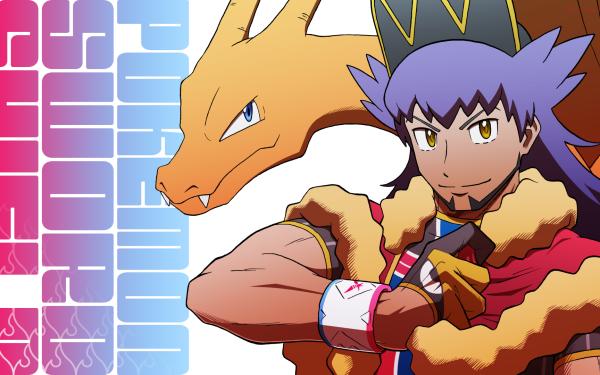 Videojuego Pokemon: Espada Y Escudo Pokémon Leon Charizard Fondo de pantalla HD   Fondo de Escritorio
