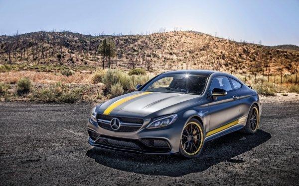 Vehicles Mercedes-Benz C-Class Mercedes-Benz Luxury Car HD Wallpaper   Background Image