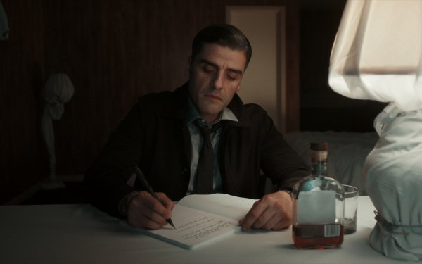 Movie The Card Counter Oscar Isaac HD Wallpaper | Background Image