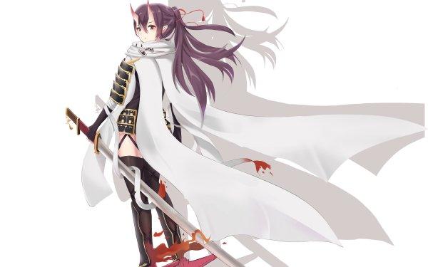 Anime Azur Lane Izumo HD Wallpaper | Background Image