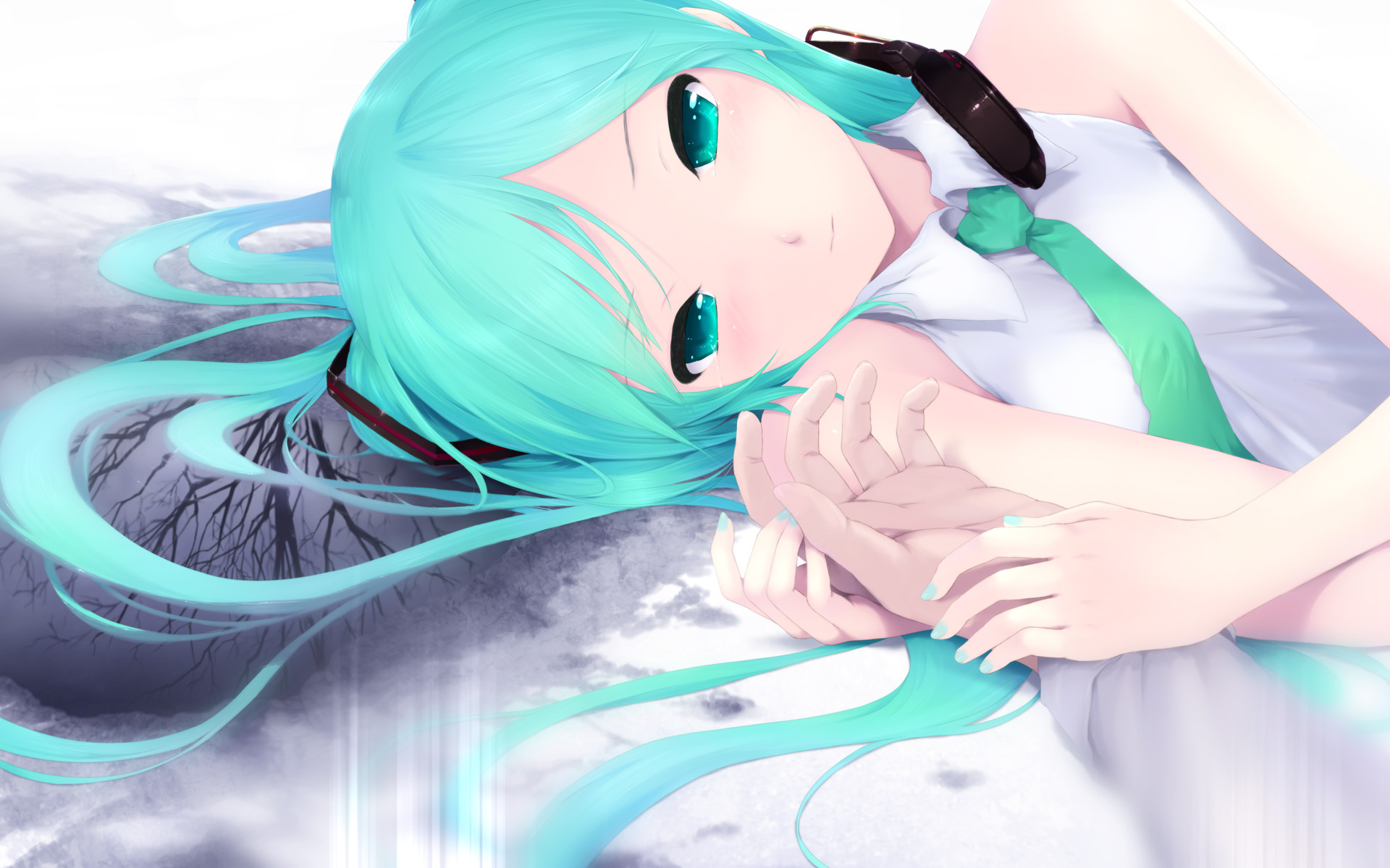 Anime - Vocaloid  Hatsune Miku Anime Wallpaper