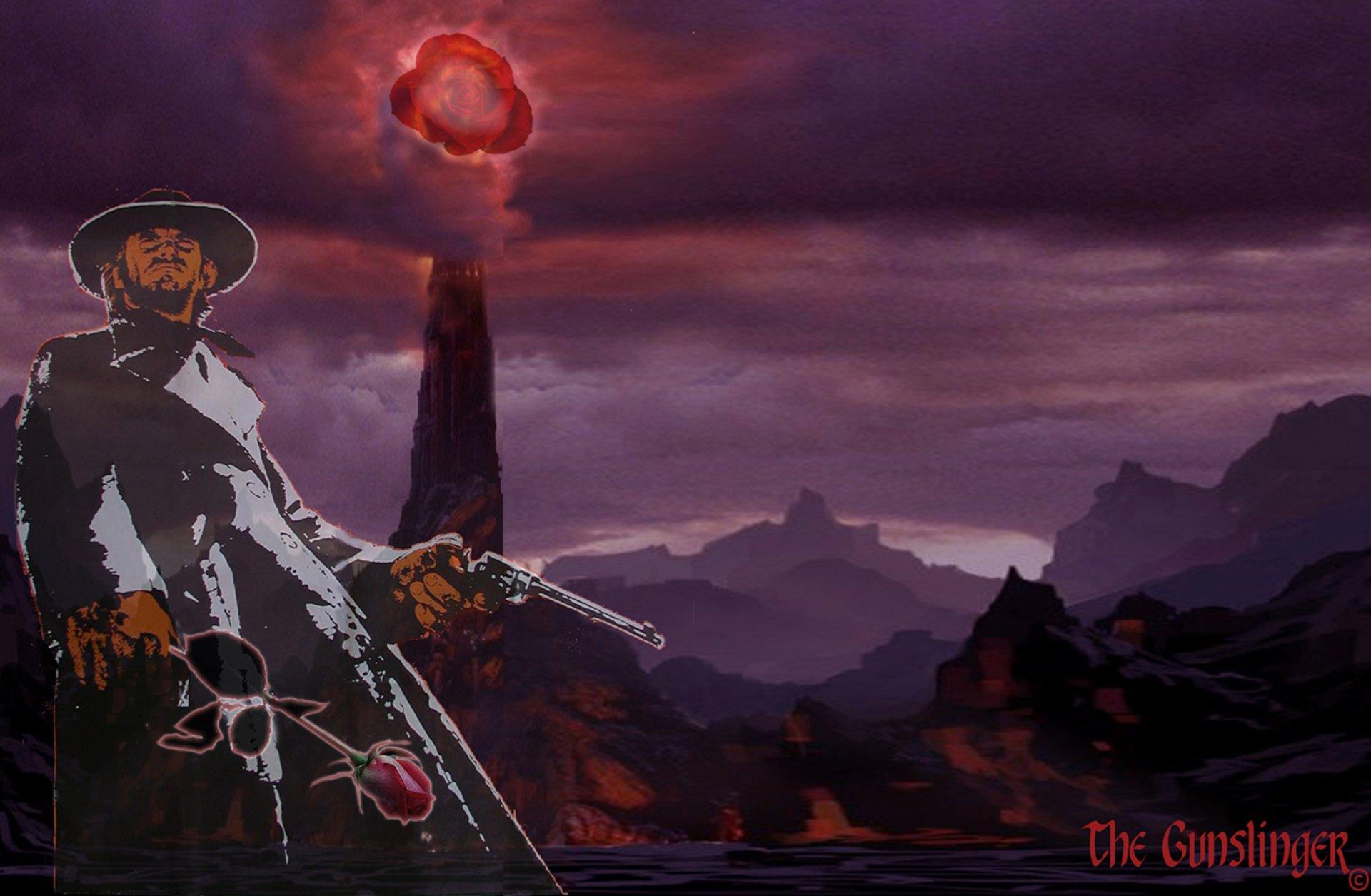 Комиксы - Dark Tower  The Dark Tower The Gunslinger Обои