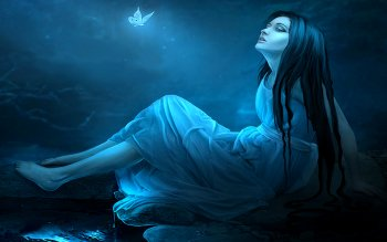 Dark - Women Wallpapers and Backgrounds ID : 118372