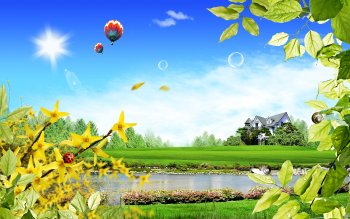 CGI - Surreal Wallpapers and Backgrounds ID : 118490