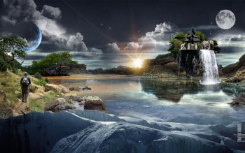 CGI - Surreal Wallpapers and Backgrounds ID : 118530