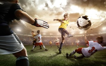 Sports - Soccer Wallpapers and Backgrounds ID : 118820
