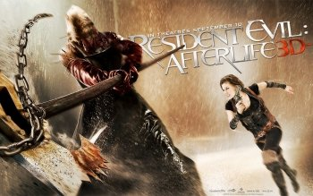 Movie - Resident Evil: Afterlife Wallpapers and Backgrounds ID : 118912