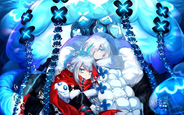 Anime Azur Lane Observer Zero Admiral Graf Spee HD Wallpaper   Background Image
