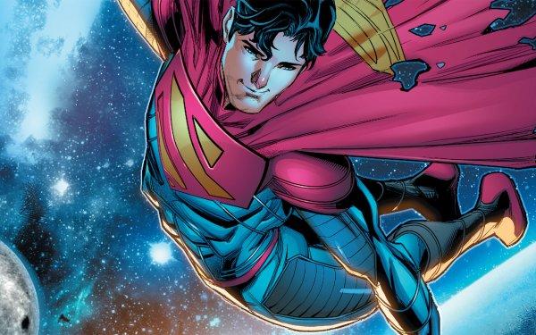 Comics Superman: Son of Kal-El Jon Kent DC Comics Superboy HD Wallpaper   Background Image