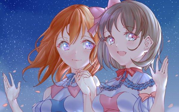 Anime Love Live! Superstar!! Love Live! Kanon Shibuya Keke Tang Friend HD Wallpaper | Background Image