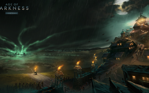 Video Game Age of Darkness: Final Stand HD Wallpaper | Background Image