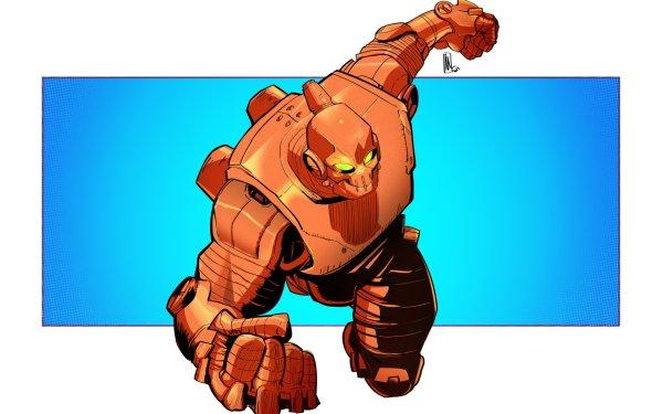 TV Show Invincible Robot Image Comics HD Wallpaper | Background Image