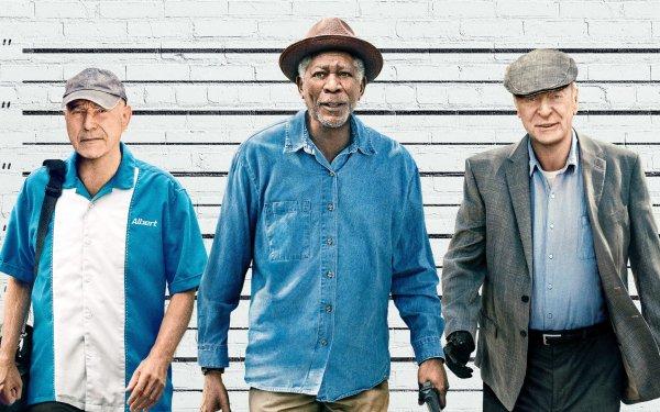 Movie Going in Style Morgan Freeman Michael Caine Alan Arkin HD Wallpaper | Background Image
